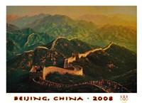 Beijing 2008 Summer Olympics Fine-Art Print