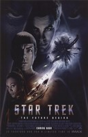 Star Trek XI - style AB Fine-Art Print