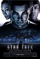 Star Trek XI - UK- style A Fine-Art Print