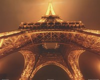 Beneath the Eiffel Tower Fine-Art Print