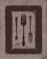 Forks Fine-Art Print