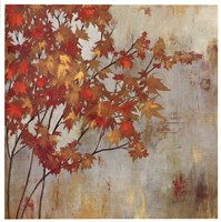 Golden Foliage Fine-Art Print