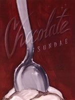 Chocolate Sundae Fine-Art Print