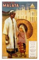 Picturesque Malaya Fine-Art Print