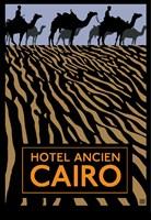 Hotel Ancien - Cairo Fine-Art Print