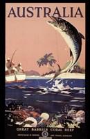 Australia - Great Barrier Reef Fine-Art Print