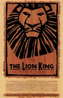 The Lion King (Broadway) Fine-Art Print