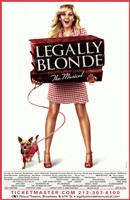 Legally Blonde - The Musical (Broadway) Fine-Art Print