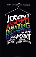 Joseph and the Amazing Technicolor Dreamcoat (Broadway) - style A Fine-Art Print