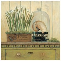 Vintage Garden 2 Fine-Art Print