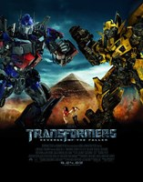 Transformers 2: Revenge of the Fallen - style H Fine-Art Print