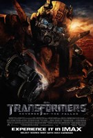 Transformers 2: Revenge of the Fallen - style N Fine-Art Print