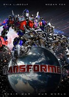 Transformers - Canadian - style O Fine-Art Print