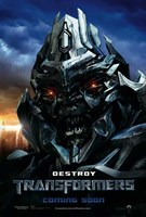 Transformers - style Q Fine-Art Print