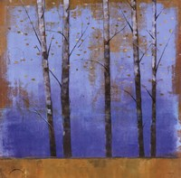 Birch Trees I Fine-Art Print