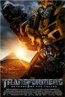 Transformers 2: Revenge of the Fallen - style F Fine-Art Print