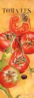 Le Jardin des tomates Fine-Art Print
