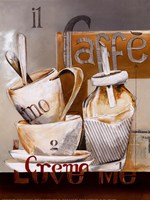 Caffe Crema Fine-Art Print