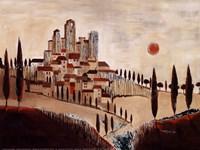 San Gimignano Fine-Art Print
