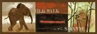 Wild Walk  3 Fine-Art Print