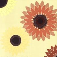Sunflower Burst Fine-Art Print