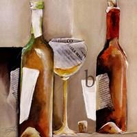 """Vino Bianco """"B"""" Fine-Art Print"""