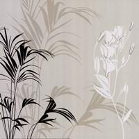 White Flower Fern Fine-Art Print