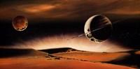 Desert Planet  5 Fine-Art Print
