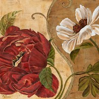 Floral Aura II Fine-Art Print