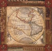 Corners of the Earth - Detail II Fine-Art Print