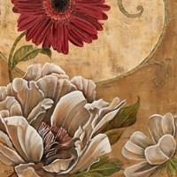 Floral Aura I Fine-Art Print