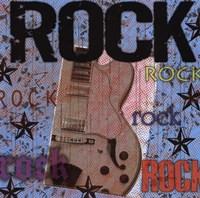Rock Guitar Fine-Art Print
