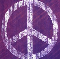 Purple Peace Fine-Art Print