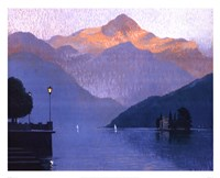 Italian Twilight Fine-Art Print