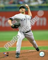 Andy Pettitte 2009 Pitching Action Fine-Art Print