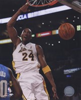Kobe Bryant - '09 Finals / Gm.2 (#8) Fine-Art Print