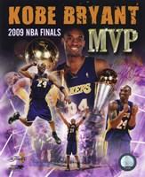 Kobe Bryant -'09 Finals MVP Comp. (#34) Fine-Art Print