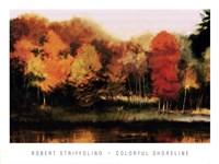 Colorful Shoreline Fine-Art Print