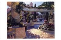 Bellagio Garden Fine-Art Print