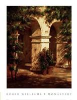 Monastery Fine-Art Print