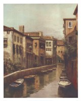 Waterways At Dawn Fine-Art Print