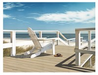 Sun Deck Fine-Art Print