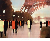 Paris Remembered Fine-Art Print
