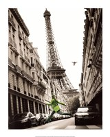 Big Jump in Paris Fine-Art Print
