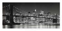 Brooklyn Bridge, 2007 Fine-Art Print