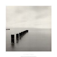 Lake Michigan Morning, Chicago, Illinois, 2001 Fine-Art Print