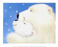 Fluffy Bears III Fine-Art Print