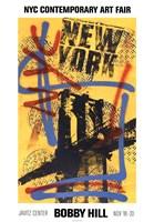 NYC (Yellow) Fine-Art Print