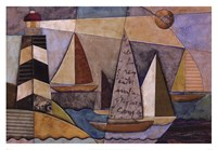 Bay Regatta Fine-Art Print