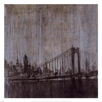 Urban Fog II Fine-Art Print